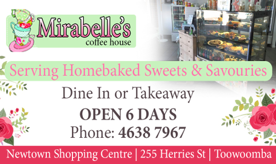mirabelles coffee house